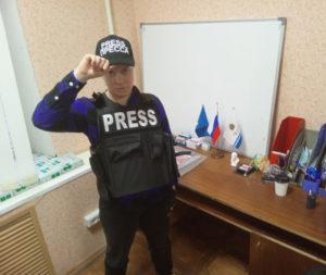 """корреспондент """"Российского Репортера"""" в Астрахани Ольга Трошина"""