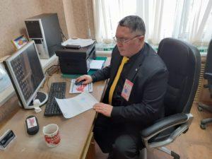 """Специальный корреспондент """"Российского Репортера"""" Игорь Глуховский"""